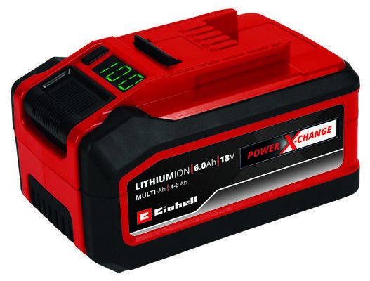 Einhell Акум.батерия Power X-Change 18V / 4000 mAh to 6000 Ah Power-X-Change (4511502)