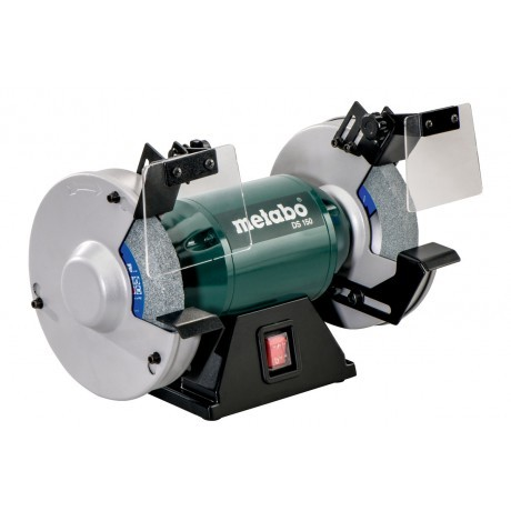 Шмиргел 350W 150mm METABO DS 150