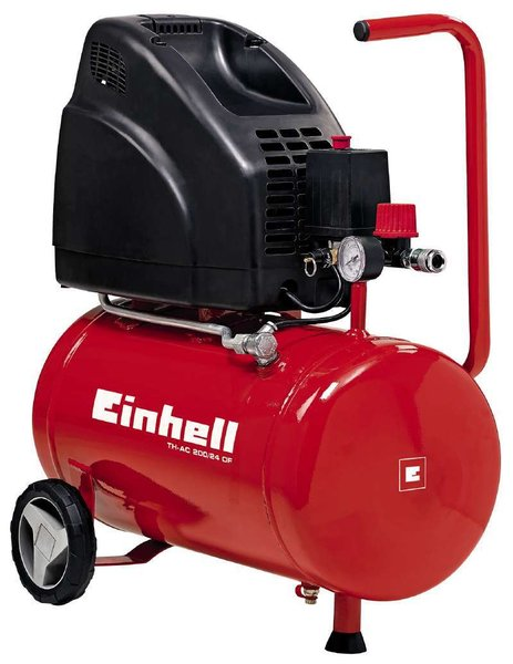 Einhell TH-AC 200/24 OF Компресор, сух - 4020515