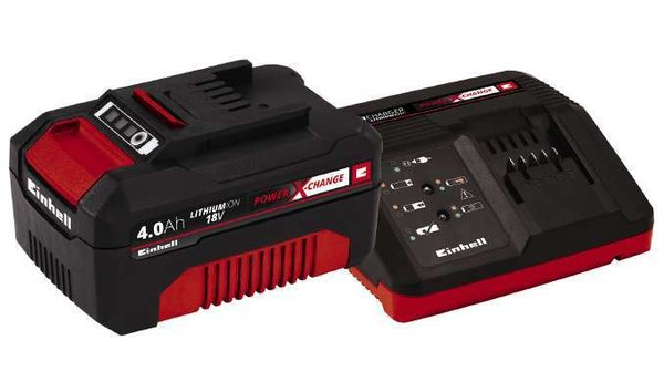 Einhell 4512042 Power X-Change 18 V / 4,0 Ah