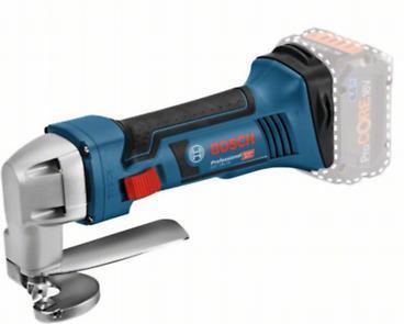 Акумулаторна ножица за ламарина Bosch GSC 18V-16 Professional SOLO - 0601926200