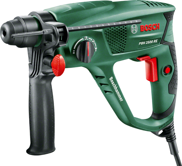 Перфоратор Bosch PBH 2500 RE (Basic)