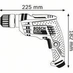 Бормашина Bosch GBM 6 RE