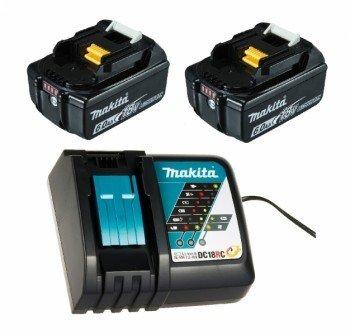 Makita К-кт батерии 6Ah + бързозарядно у-во (199480-6)